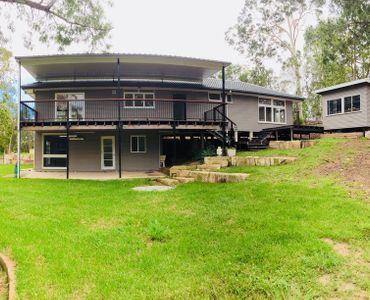 Private acreage retreat