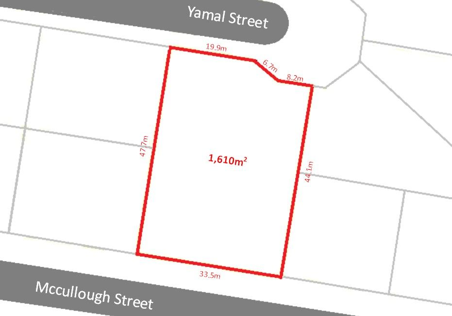 1,610SQM in the Central Sunnybank