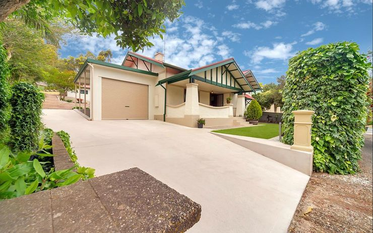 Love this Barossa Bungalow, so many possibilities!