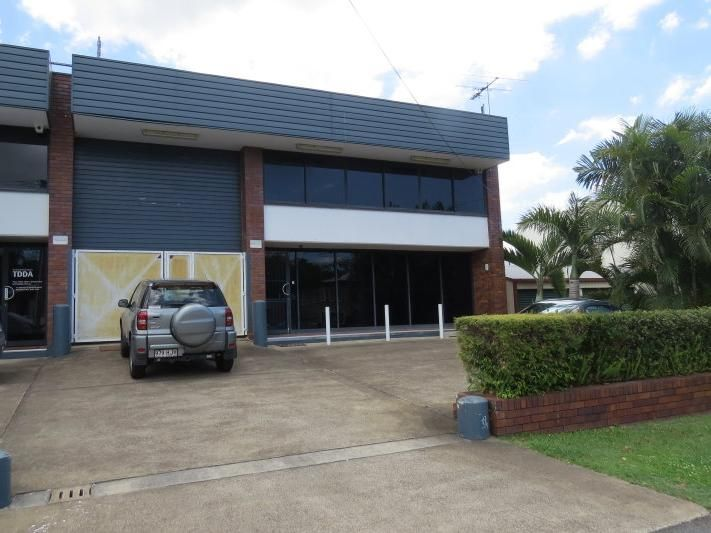 Solid Office and Warehouse in Great Location