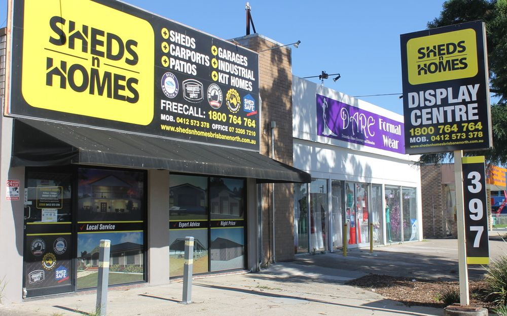Retail/Office Space On Busy Gympie Road
