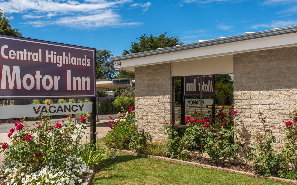 An hour from Melbourne, this lovely Leasehold Motel has opportunity written all over it.
