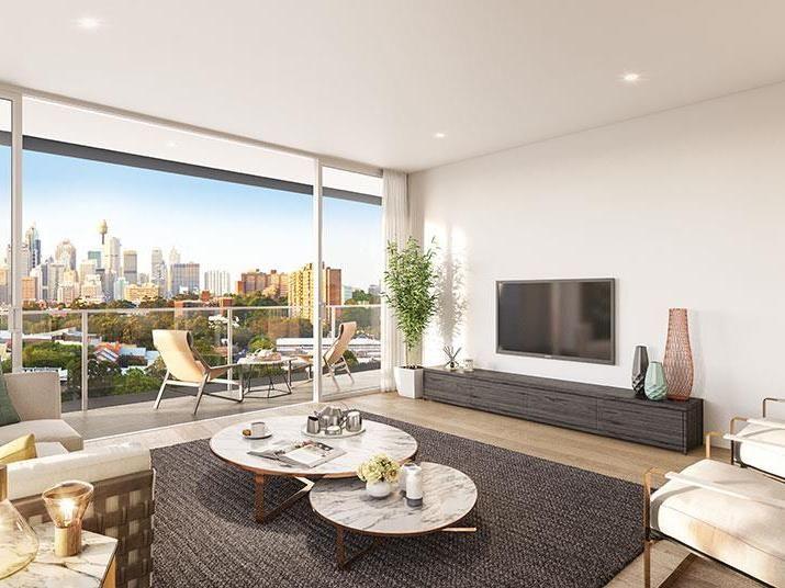 Brand New Luxury Two Bedroom Plus Study Apartment