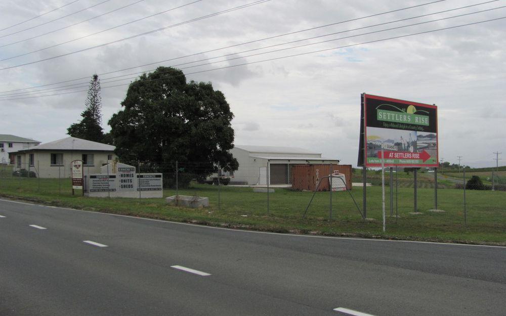 Highway Position – Farleigh, Mackay