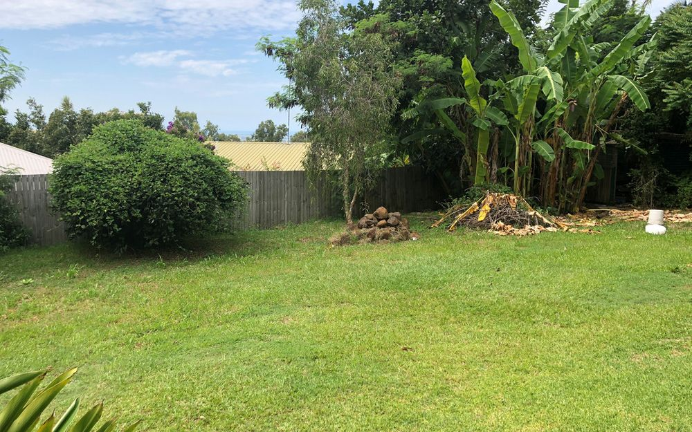Premium land with northern ocean views on top of Buderim