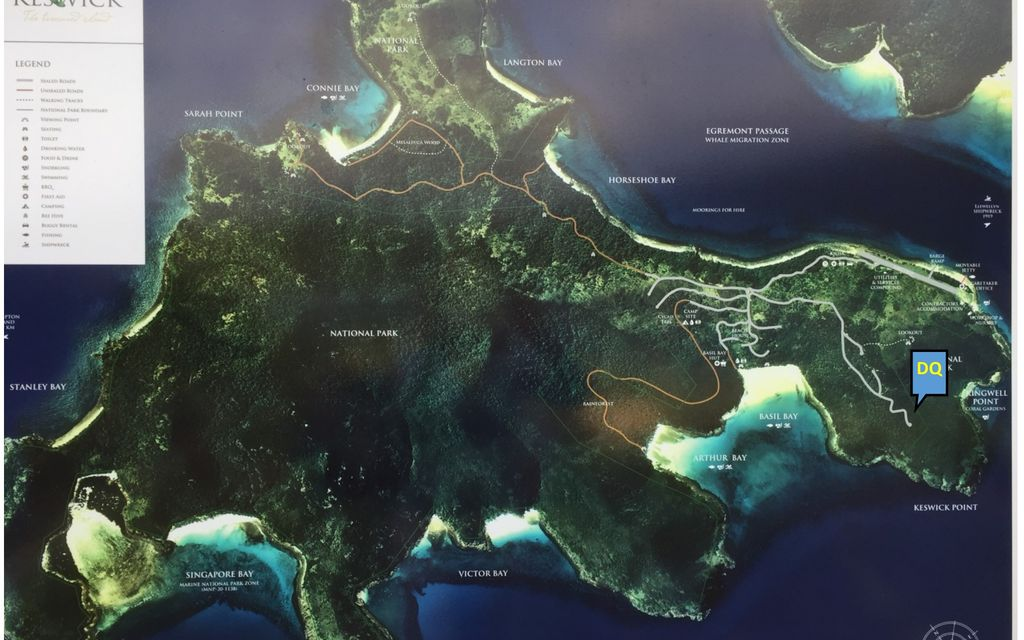 ISLAND LAND LEASE FOR SALE – GREAT BARRIER REEF