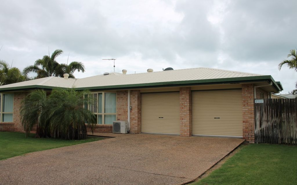 Double Shed & Double Garage with this 4 Bedroom Pet Friendly Family Home