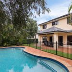 Lush northern aspect ideal for relaxed family living