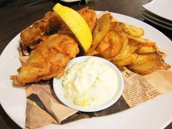 OPPORTUNITY (FISH & CHIPS) OR OTHER FOOD BUSINESS