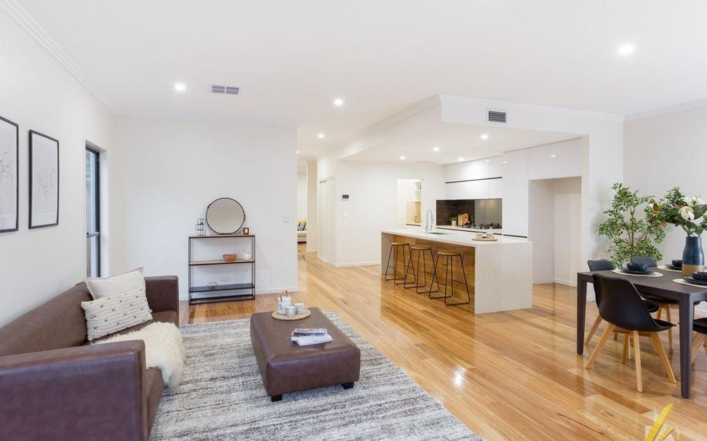 Brand new home contemporary home