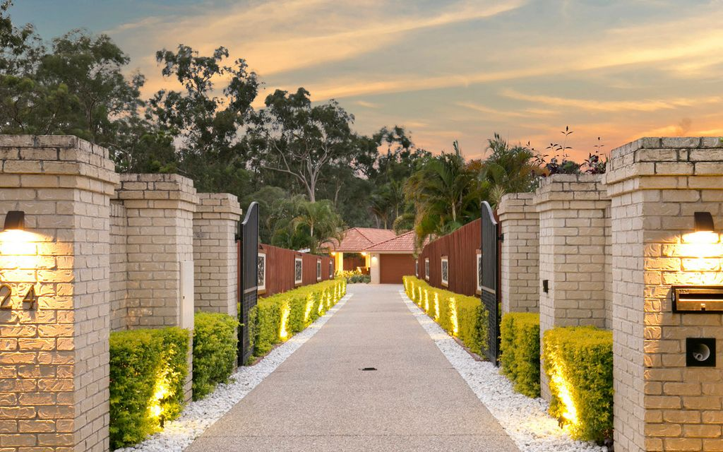 UNDER CONTRACT BY DANIEL WONG! A Stunning Driveway Begins Your Journey To Your Dream Home!