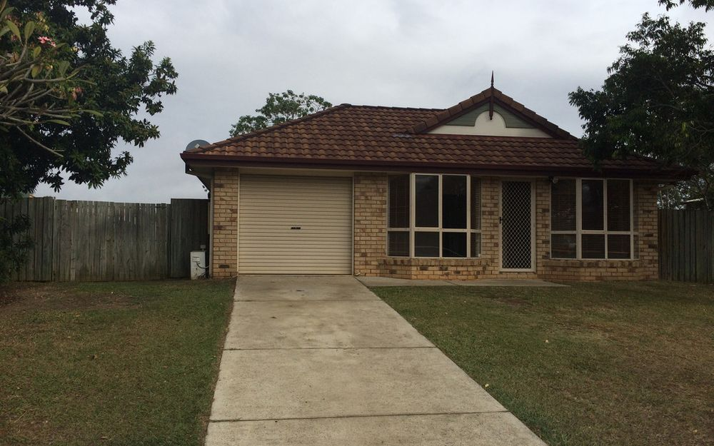 Lovely 3 bedroom home with large patio.