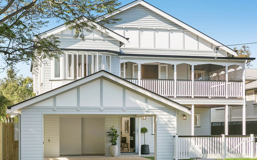 Tranquil Queenslander in perfect family location