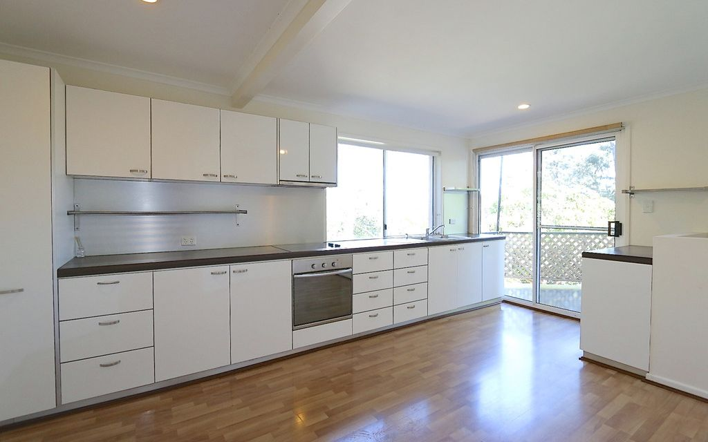 Fantastic Kitchen and views to the Hills