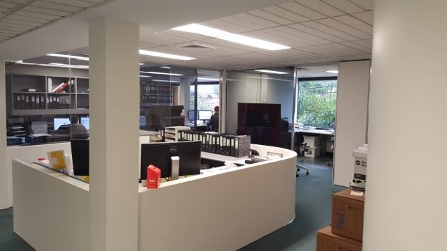 FULLY FIT OUT OFFICE
