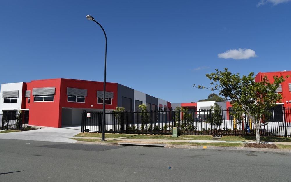 Brand New Industrial Complex – Only 6 Units Remaining!