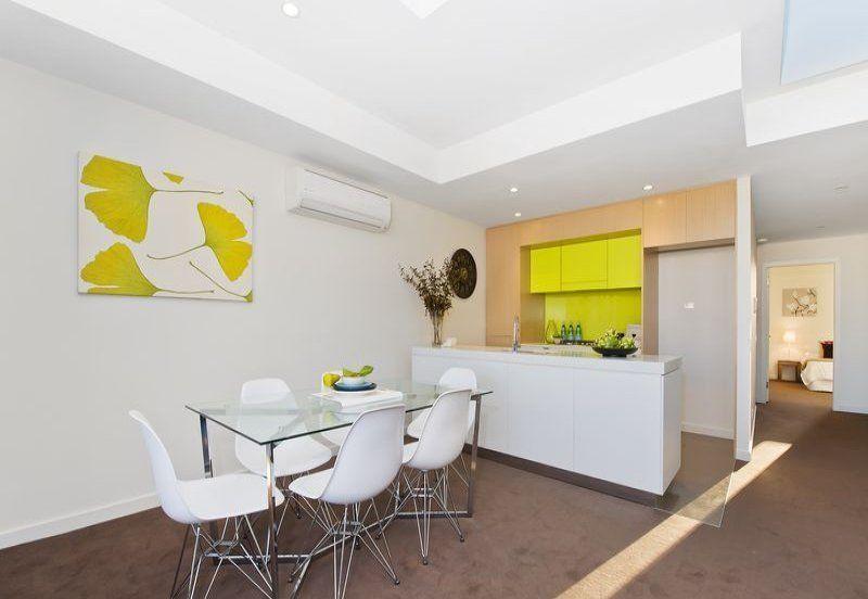 Split level 3 bedroom apartment at Divercity!