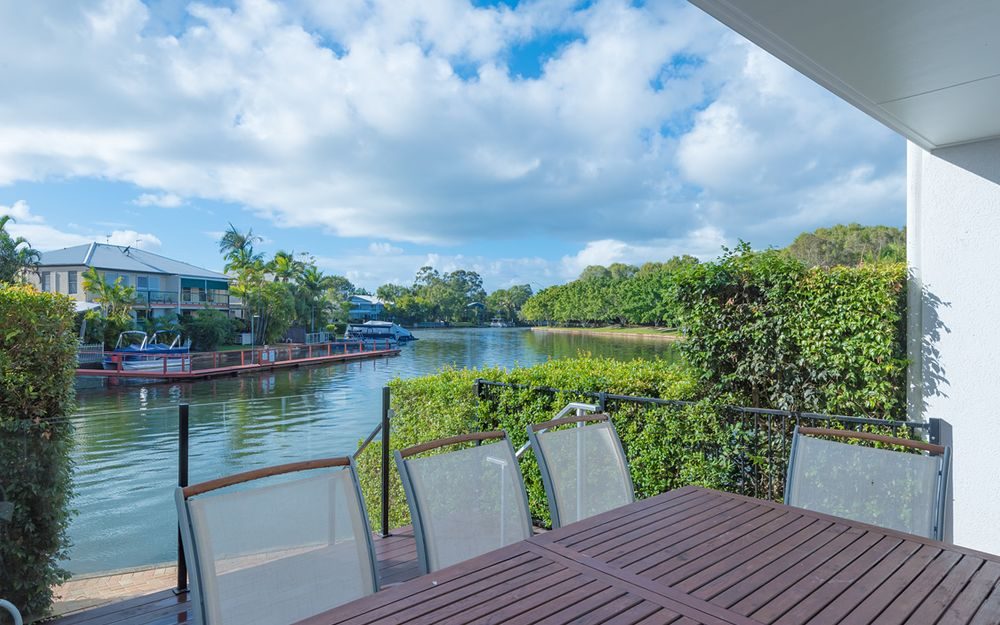 The Perfect Private Haven with water frontage and access