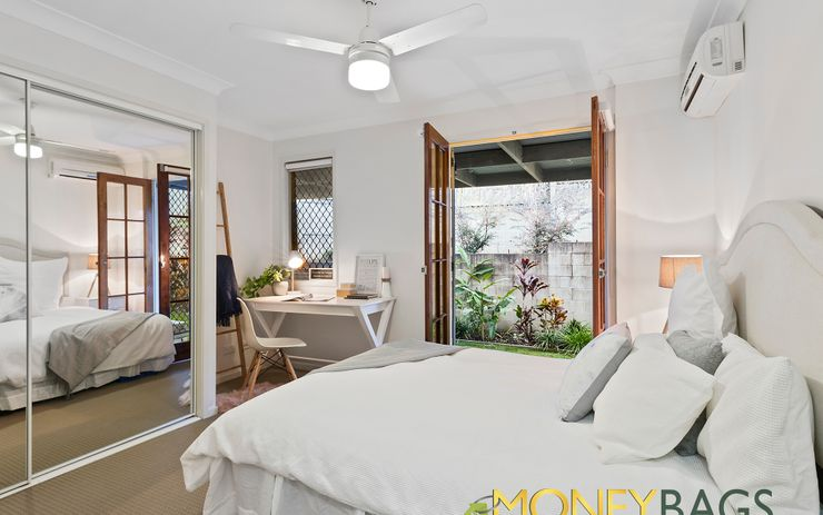 Boasts Location, & a Private Spacious Courtyard.