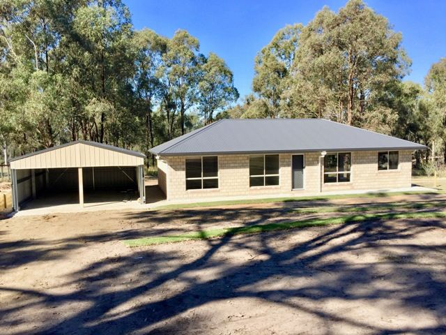 Near New 3 Bedroom Home on 2.5 Acres