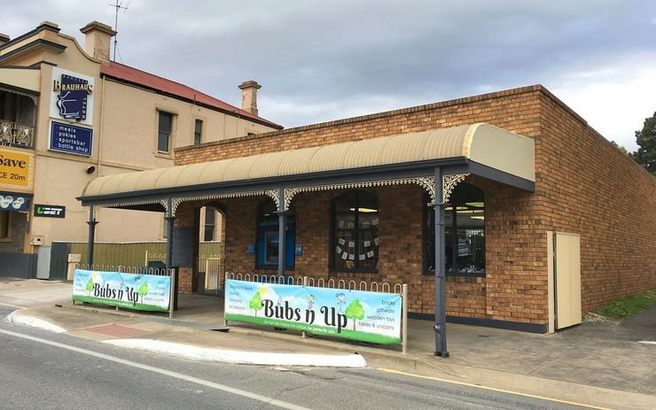 Location and Opportunity in Angaston – For Lease