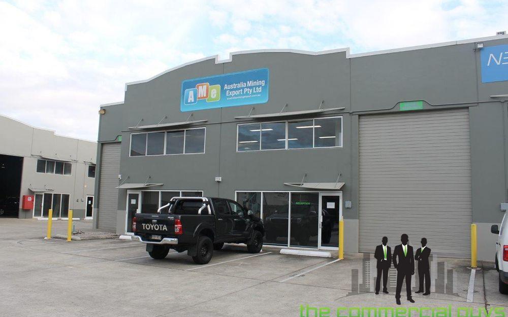 Quality Tilt-Slab Warehouse on Tufnell Road