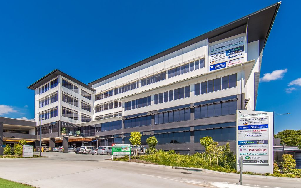 North Lakes Specialist Medical Centre – 80% Committed