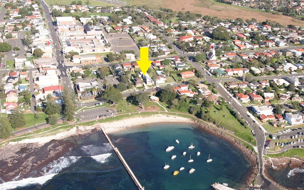 ONE WEEKS FREE RENT- Beautiful Location Opposite Shellharbour Harbour