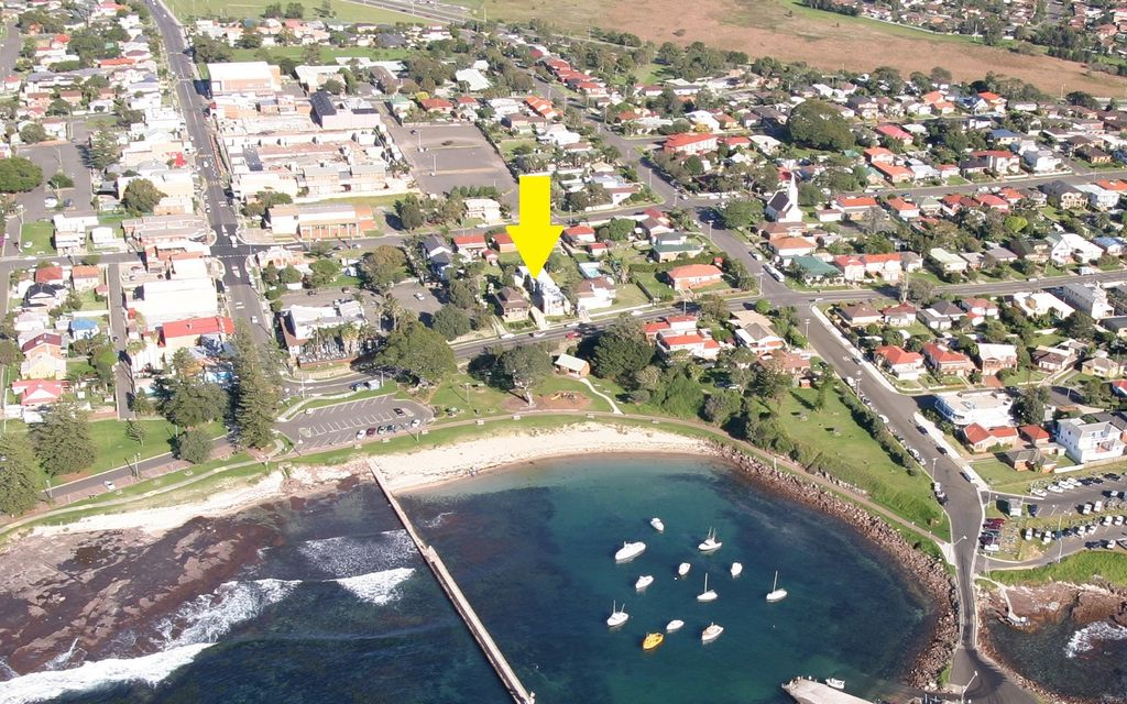 Beautiful Location Opposite Shellharbour Harbour
