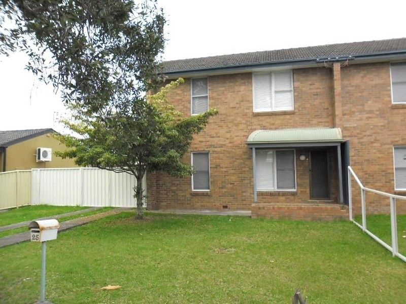 Centrally located three bedroom town house