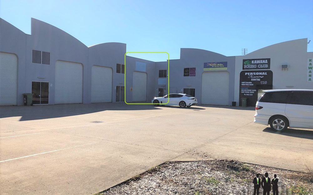Warehouse + Office in Premier Industrial Estate
