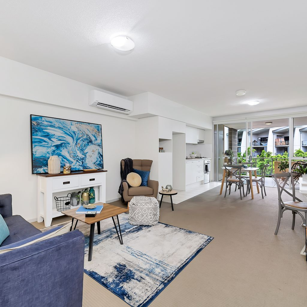 Spacious and Private, Two-Level Apartment at it's Best!