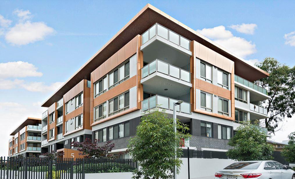 Near New Modern Apartment