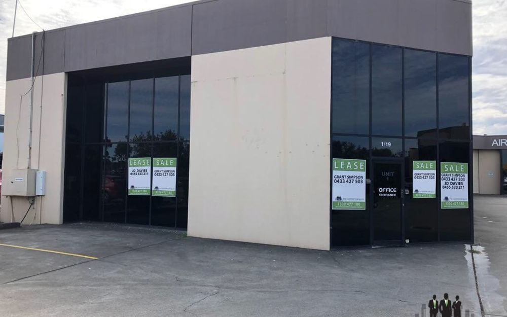 Front of Complex Warehouse at a Great Price