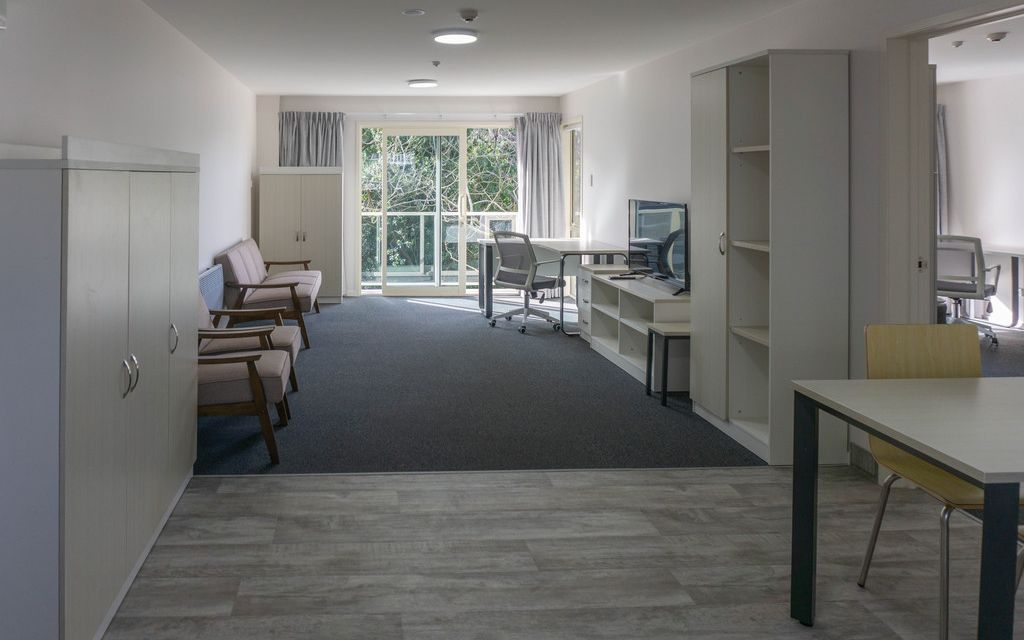 One bedroom apartment available for 2021
