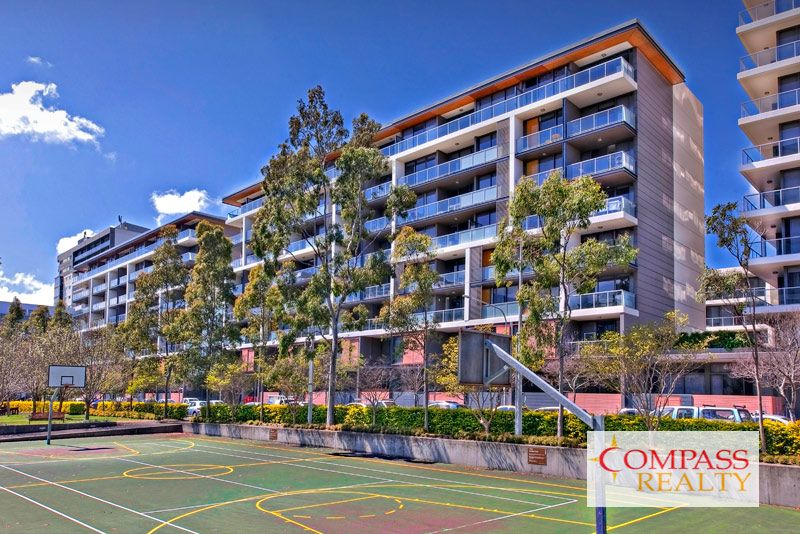 Park View North West Facing resort style! 2 Bedrooms + Study Apartment!!!!!!