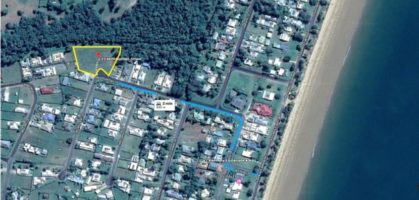Investment Opportunity Right Near The Beach- Open for serious offer only