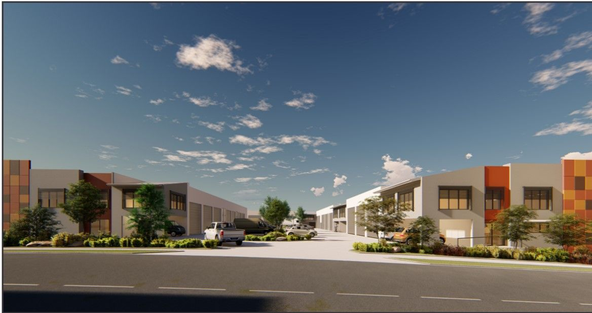Brand New Industrial Complex In Growth Corridor Of The Yatala Enterprise Area