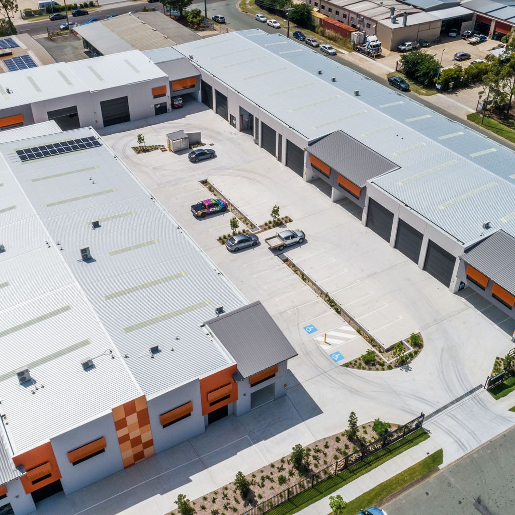 Last Remaining Unit – Brand New Industrial Complex In Growth Corridor Of The Yatala Enterprise Area