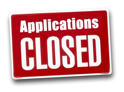 ***APPLICATIONS CLOSED*** CHIC CITY UNIT!!!