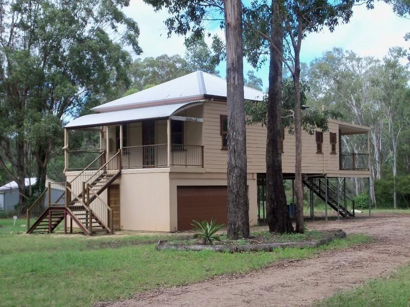 High Set Home on Rural Lands