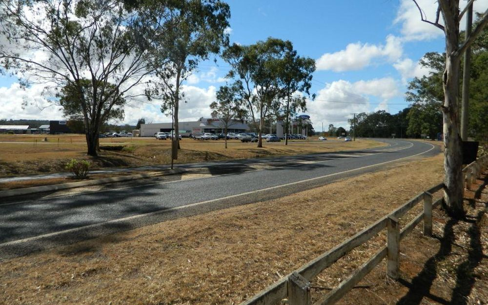 Prime Commercial property with Highway Frontage