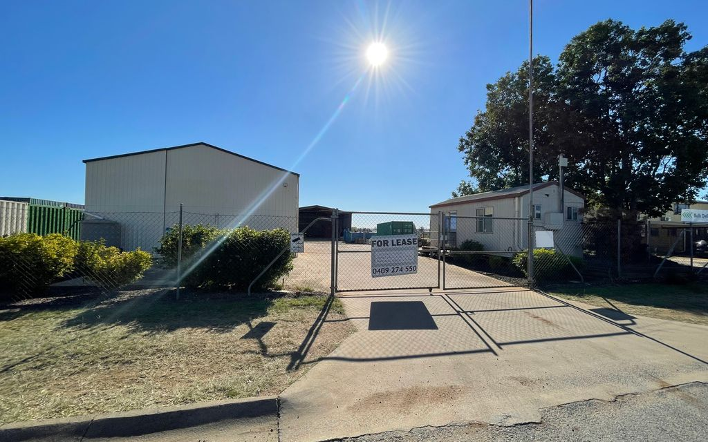 Industrial block with Large sheds and Office Space- Potential for subletting