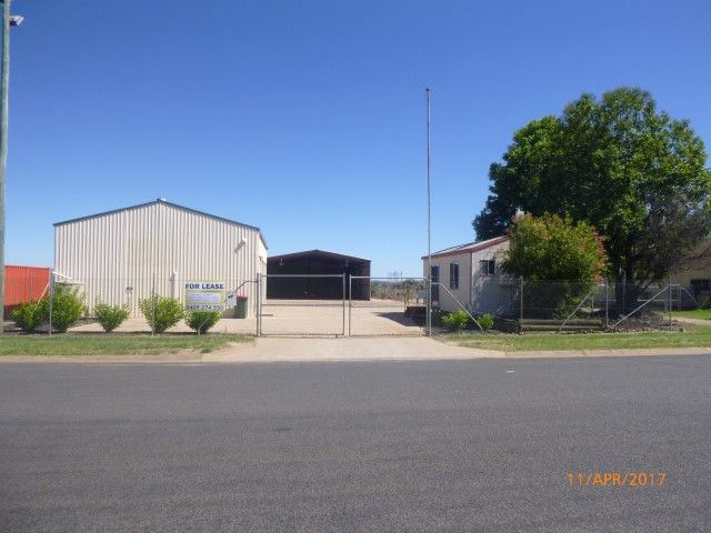 Industrial block with Large sheds and Office Space