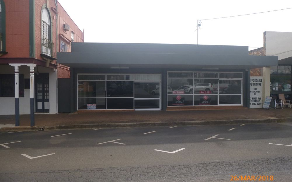 350m2 Retail/Office Space in Prime Location in CBD – Owner offering 2 months FREE rent