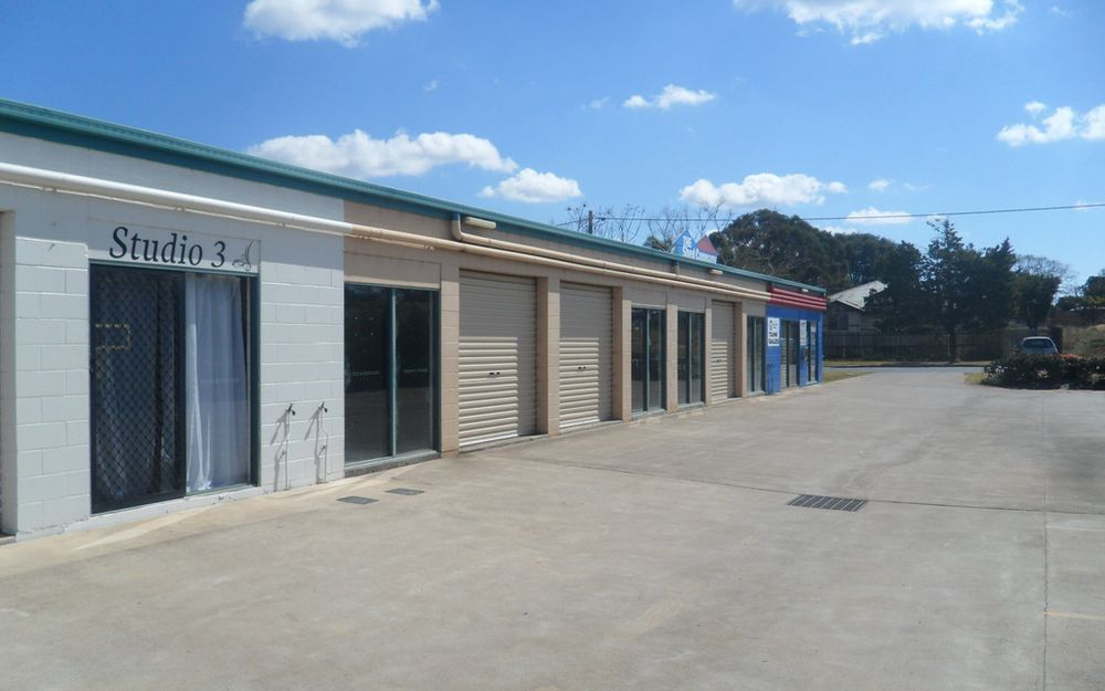Sheds 13 and 14 – 15 available for Lease