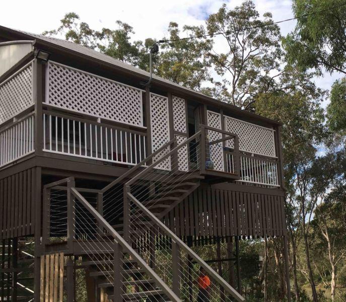 Waterfront Queenslander – Walking Distance to CBD