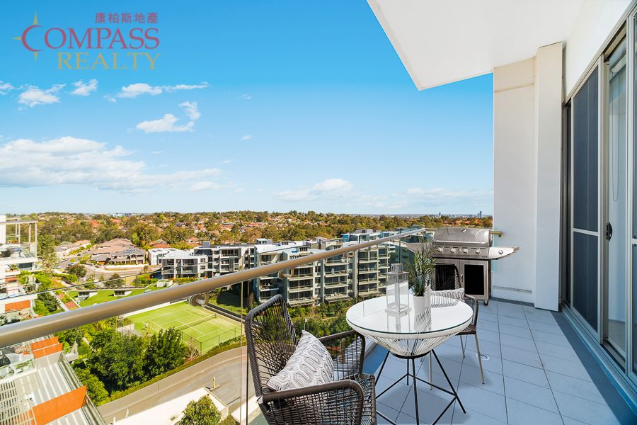Contemporary and Luxury 2 Bedrooms Penthouse Apartment at Epping