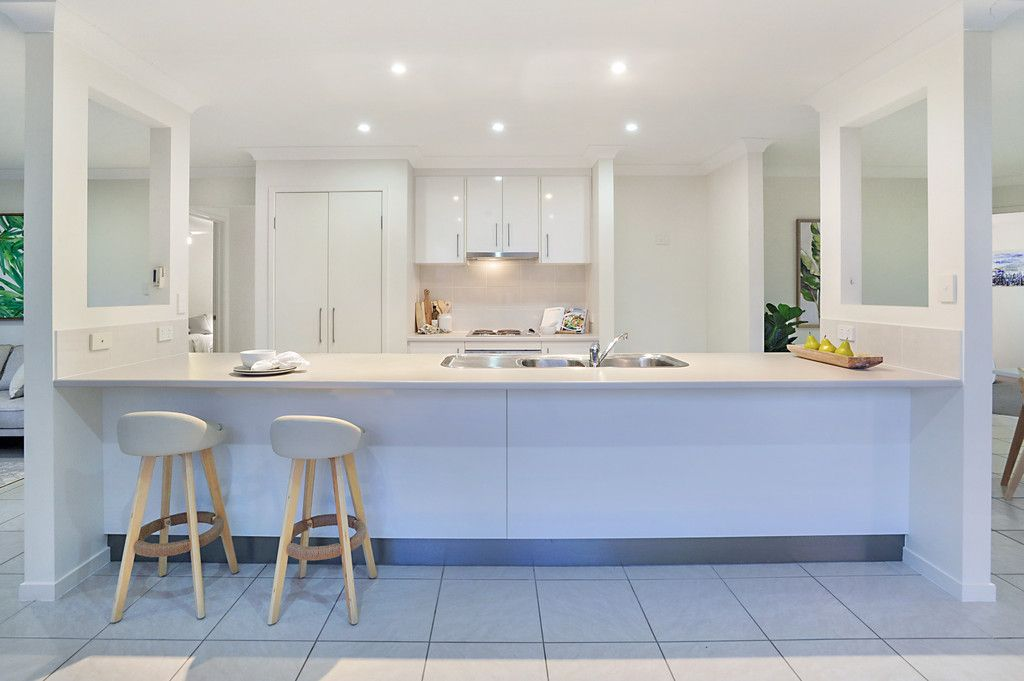 Immaculately Presented, Low Set Home in Parkland Setting
