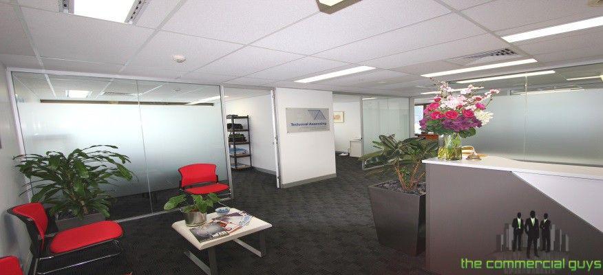 Level 6 Office suite